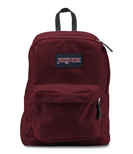 JANSPORT Superbreak Day Pack, Unisex, Viking Red, Taglia Unica