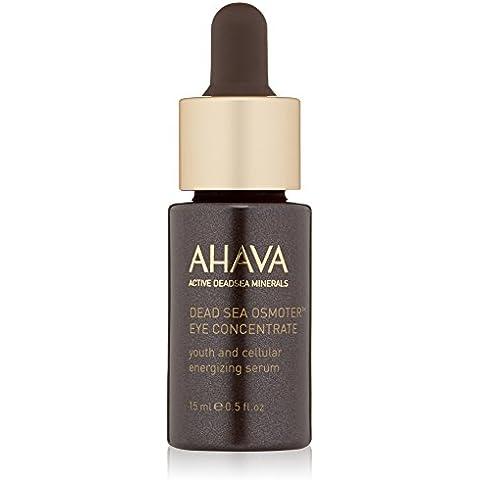 AHAVA Dead Sea Osmoter™ occhio concentrare gioventù e cellulare energizzante siero 15ml