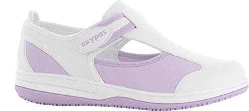 OXYPAS Candy, chaussures sécurité femme Purple (Lic - Lilac)