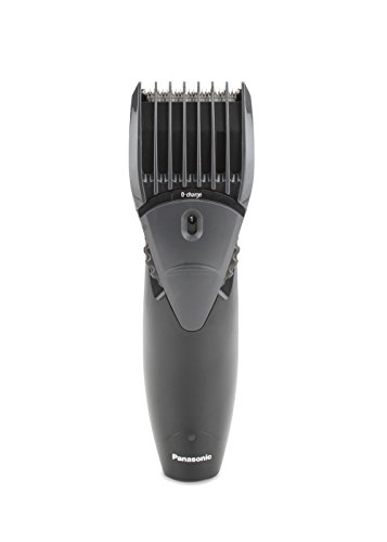 Panasonic ER-207-WK-44B Men's Beard and Hair Trimmer (Black)