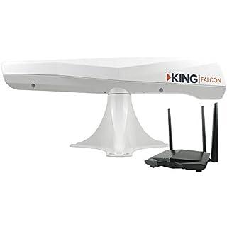 KING Falcon™ Directional Wi-Fi Extender - White