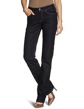 Cross Jeans Damen Jeans N 487-006 / Rose Straight Fit (Gerades Bein) Hoher Bund