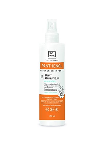 Panthenol 6% Spray Riparatore Intensivo della Pelle 250ml