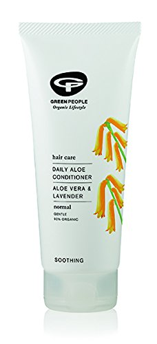 Green People Après-shampoing Daily à l'aloe vera 200 ml