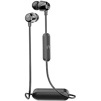 Skullcandy Jib Wireless In-Ear Earphones with Mic (Black)