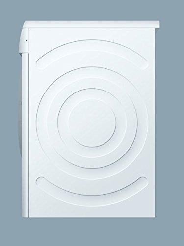 Siemens iQ300 WT46E103 iSensoric Kondenstrockner / B / 7 kg / Weiß / softDry-Trommelsystem / TouchControl Tasten / Knitterschutz / Super40-Programm