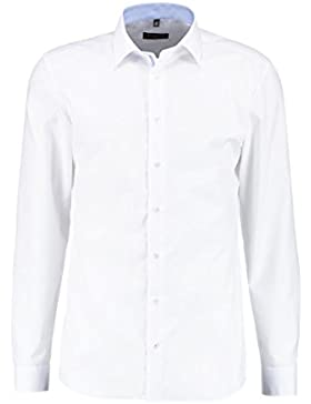 Eterna SLIM FIT Herren Businesshemd Hemd weiss Gr 39