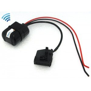 Bluetooth AUX IN Adapter für Mercedes Benz Radio W168 W208 W211 S211 W461 W463 R170 CD Comand 2.0 APS 220 A C E G