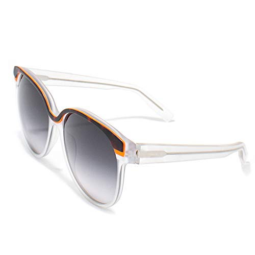 Italia Independent Damen 0049-093-000 Sonnenbrille, Weiß (Blanco), 55