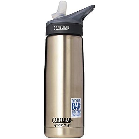 Camelbak Outdoor eddy Stainless Insulated Logo - Frasco, talla L