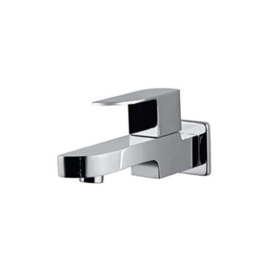 10x Long Body Bathroom Faucet/Water Tap, Medium Size (Chrome)