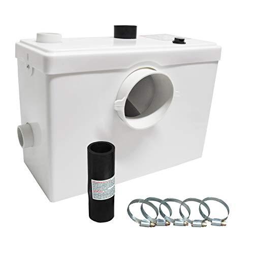 Trad4U Hebeanlage - FÄKALIENpumpe - Abwasserpumpe WC NEU