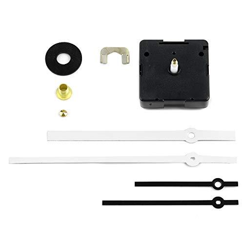 Clock-it Meccanismo Orologio Tedesco con H Canotto 16 mm Made in Germany con 2 Set lancette Metallo. Azienda italiana specializzata.