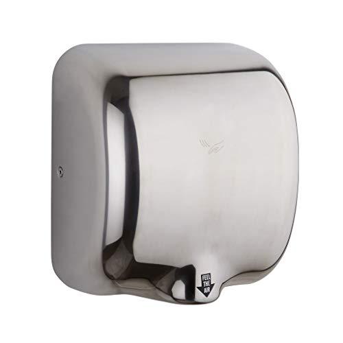 Händetrockner Handtrockner, automatische Hochgeschwindigkeitsinduktions-Hotel-Badezimmer-Ausgangs-Edelstahl-Trockner