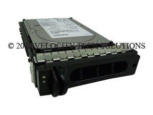 Dell C560973GB 10K U32080-PIN SCSI Festplatte -
