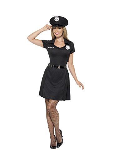 m Polizistin Polizei Uniform Karneval Fasching Gr.L ()