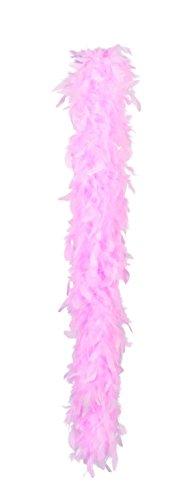 Boland 52789 - Federboa, ca. 180 cm, rosa