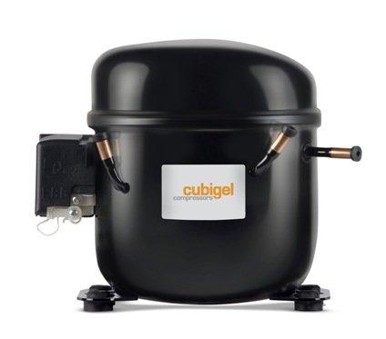 Casaricambi - Compressore Per Frigorifero Cubigel Gp14Tb Per R134A Gas 3/8 Hp 14Cc Industriale
