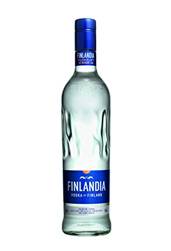 Finlandia Vodka - 40% Vol. (1 x 0.7 l)/Reinheit, purer Geschmack und Qualität auf ganz natürliche Weise.