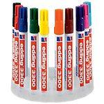 edding Permanentmarker 3300 farblich sortiert Set 330010S