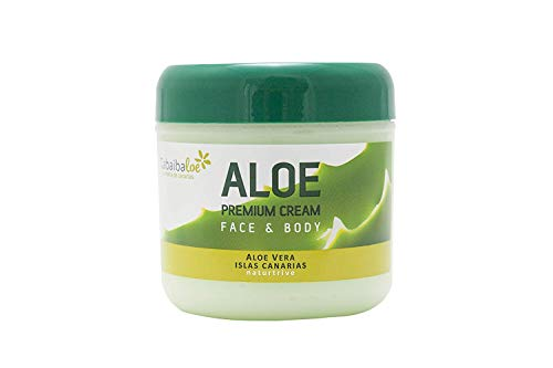 Aloe Vera Crema Premium Viso e corpo 300 ml Tabaibaloe