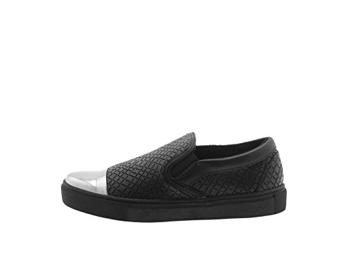 FRAU 39m1 Slip-On Donna Nero