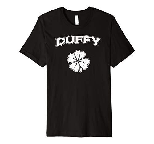 92694cd62b Irish Clover Duffy St Patrick's Day Pride Gift T-Shirt