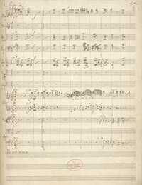 Felix Mendelssohn-Bartholdy. Sinfonie A-dur op. 90. »Italienische«. Fassung 1833/1834: Partitur