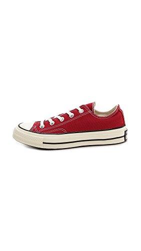 Converse - All Star Prem Ox 1970's, Sneaker Unisex – Adulto Crimson