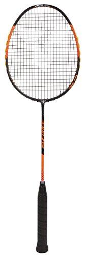Talbot-Torro Badmintonschläger Isoforce 851.7, 100% Carbon4, Long-Schaft für maximale Power, 434548
