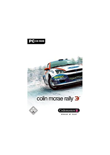 Colin McRae Rally 3 (Software Pyramide)