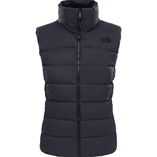 The North Face B Nuptse Down Vest Tnf Black XS (Kids) -
