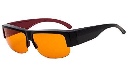 5a8bf1438c2 Eyekepper 100% de bloqueo de luz azul gafas de computadora