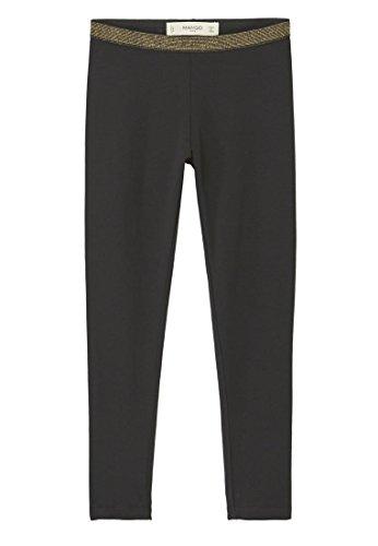 mango-kids-legging-detail-pantalon-metallise-taille13-14-ans-couleurnoir