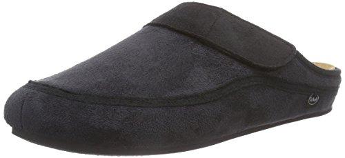Scholl LAS CONDES Herren Pantoletten Grau (Grey/Black)