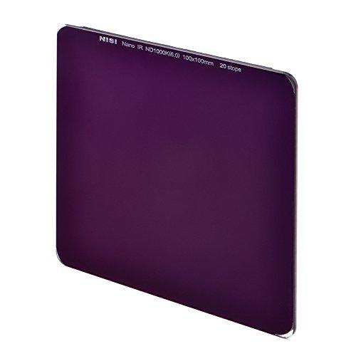 NiSi Neutral-Graufilter ND Black Hole 100x100mm ND 6.0 (20-Blenden)