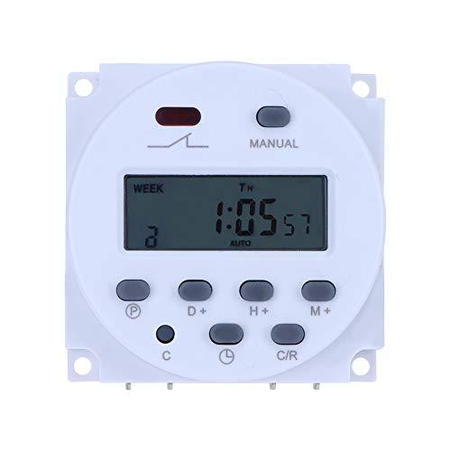 EgBert Loskii Cn101A 12V 36V 110V 220V Programable