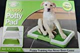 Puppy Potty Grass Mat Dog Trainer Indoor Pee Pad Training Patch Green