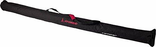 Atomic 3 Skisack Nordic 1 Pair Ski Bag Padded Bk, Schwarz