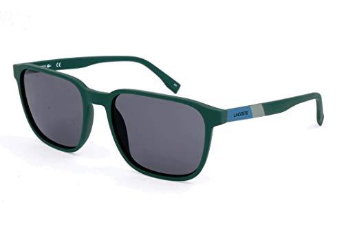 Lacoste Herren L873S Sonnenbrille, Grün, 55