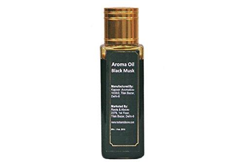 Natural Negro almizcle aroma de la fragancia del aceite esencial de aromaterapia 50ml de aceite del aroma
