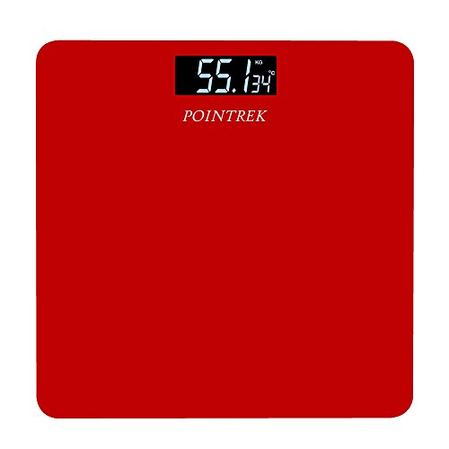 Pointek Electronic Digital Lcd Body Fitness Weighing Scale