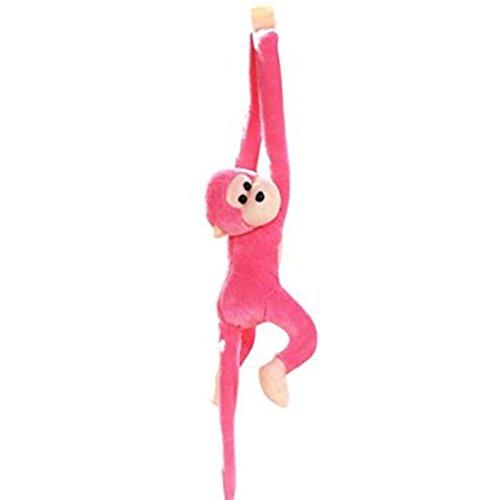 Soft Monkey Kostüm - Plüschtier-Affe, süßer und kleiner Schmuse-Gibbon, Geschenkidee für Kinder.