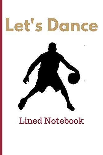 Nike-dance-jersey (Let's Dance: Zion Williamson Inspired Lined Notebook To Write In)