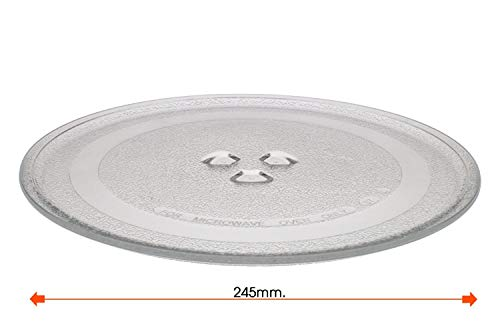 Plato para microondas diametro Ø 245mm LG BALAY TEKA