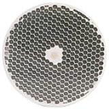 Espejo para fotocélulas de reflexión por espejo, diámetro 80mm, sujección mediante 1 tornillo de M5, Carlo Gavazzi
