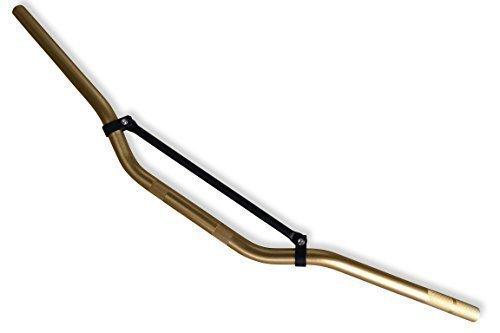 22mm 2.2cm Titanio Parecido / Efecto Reforzado Motocicleta Moto Manillares Para Trail / Motocross / Streetfighter
