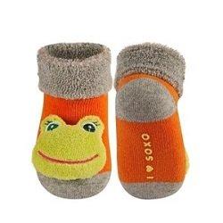 Calzini per bambino scarpine prima infanzia 11 cm Frosch