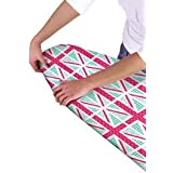 Ironing Board Cover - Union Jack - Pink / Green