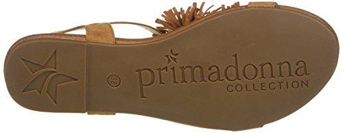 Primadonna 094992982MF, Sandali Donna Marrone